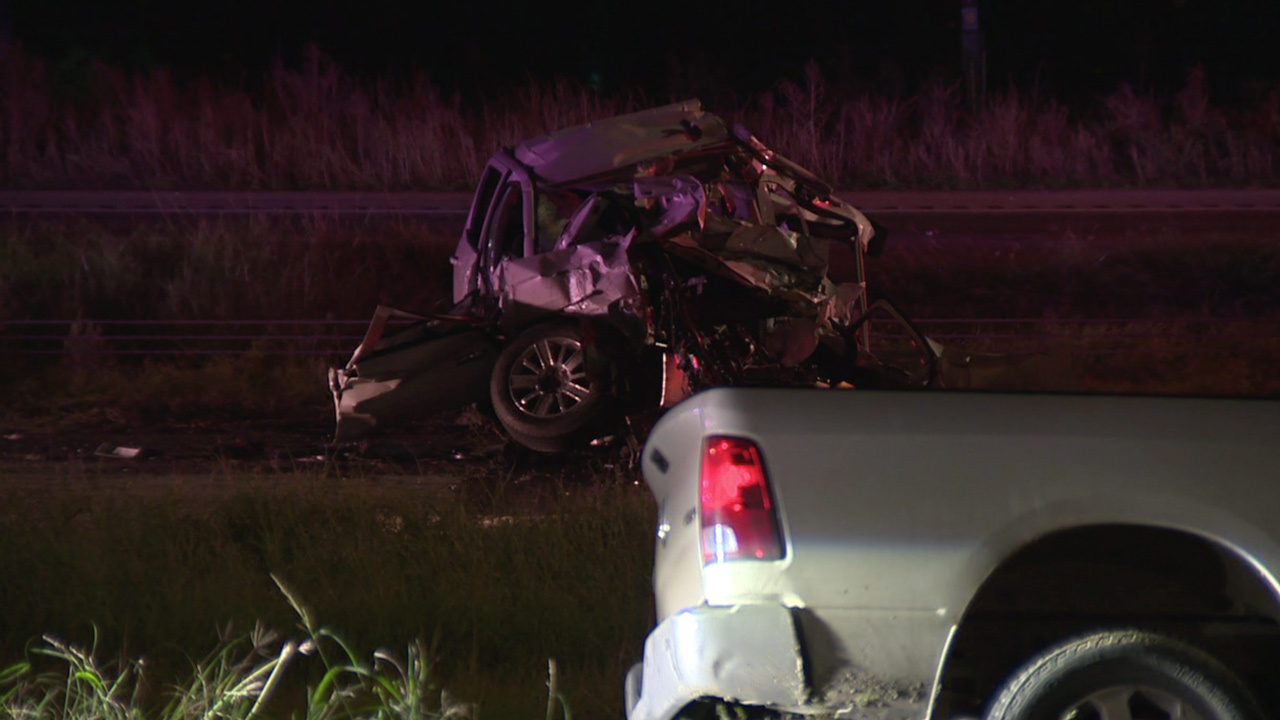 Woman killed in wrong-way crash on Highway 151 is identified