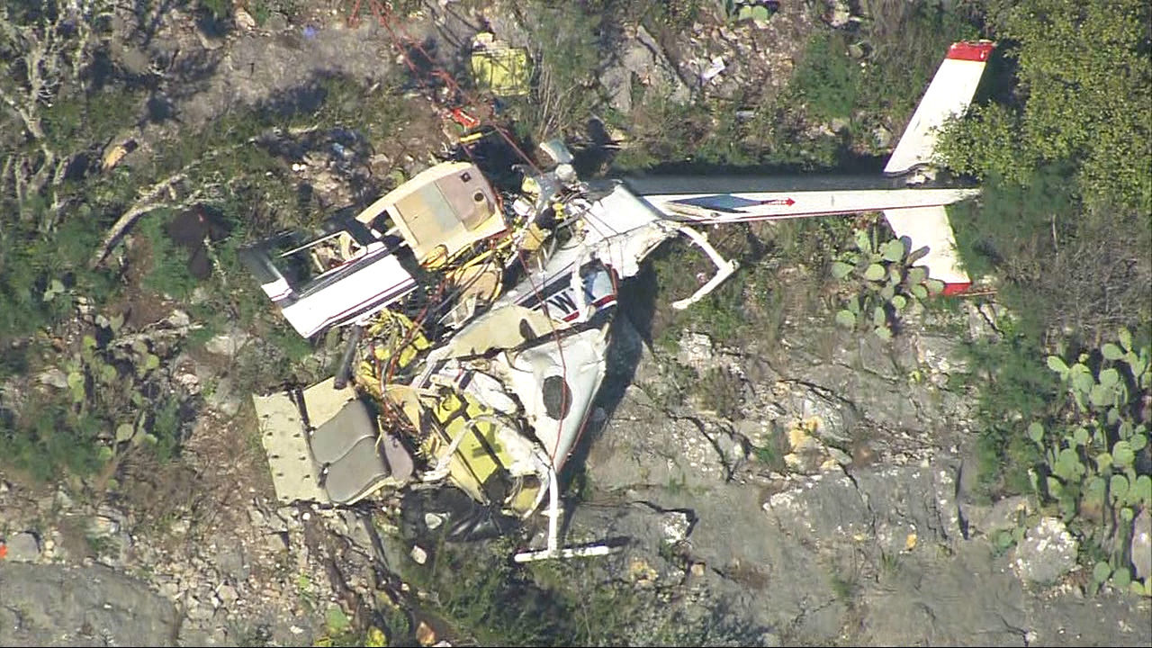 Wedding Helicopter Crash.Video Shows Site Of Helicopter Crash That Killed Newlyweds