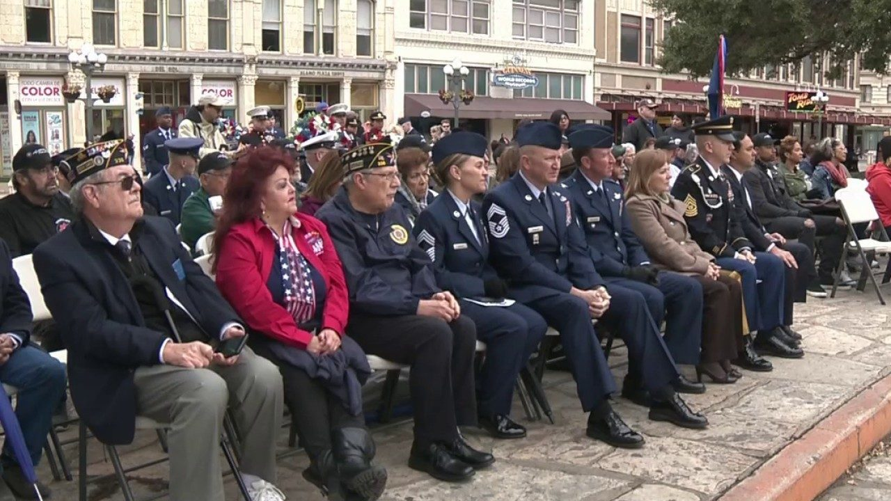 Veterans Day 2018 San Antonio | Things to do for Veterans ...