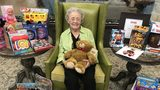 San Antonio woman celebrates 101st birthday by donating 101 toys for kids