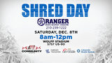 Shred Day has been rescheduled for Dec. 8