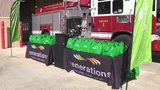 Generations FCU shares holiday cheer by giving first responders free turkeys