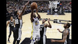 Aldridge, DeRozan help Spurs take down Warriors, snap 3-game losing skid