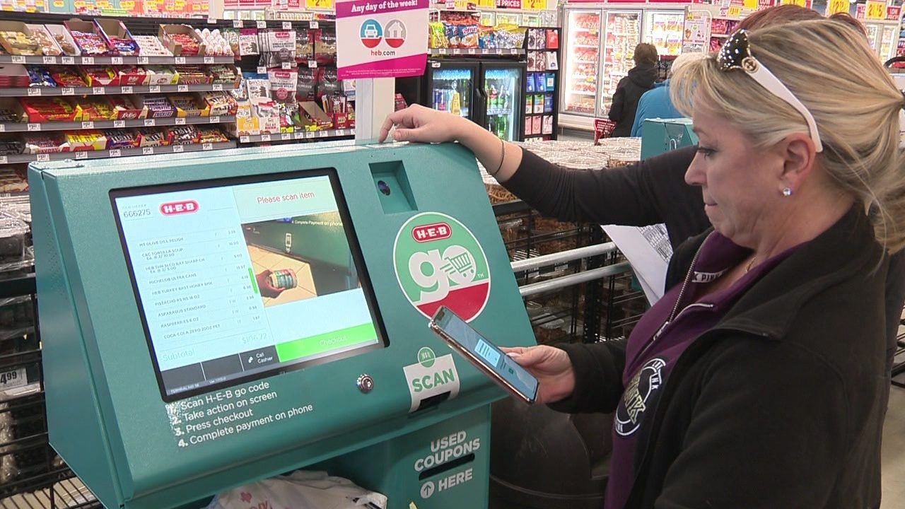 H-E-B rolls out app that lets you self-scan, skip checkout ...