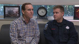 SAFD paramedic dispatched to father's home during cardiac arrest helps&hellip&#x3b;