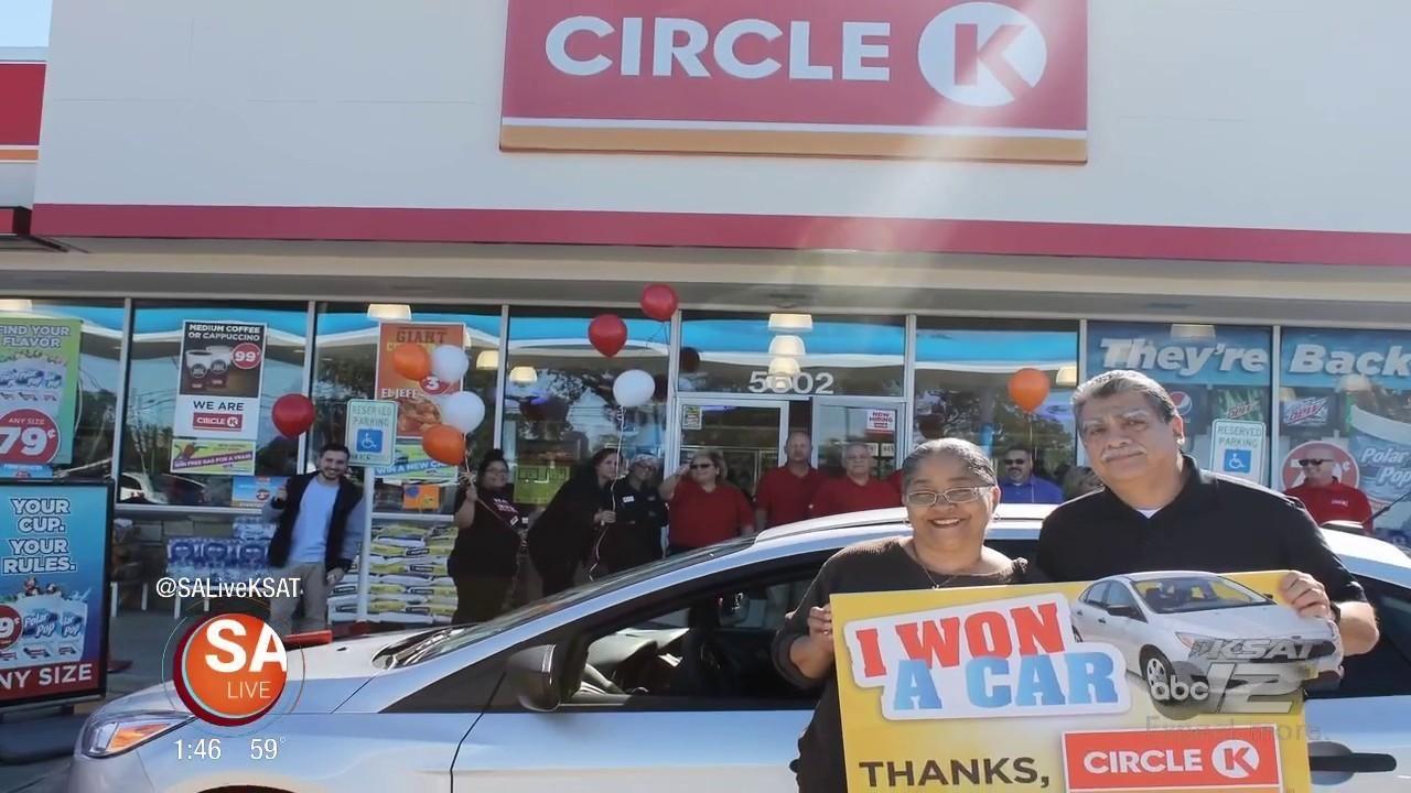 Circle K 'Win Every Day Sweepstakes' | SA Live | KSAT 12