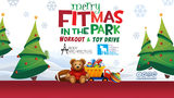 'Merry Fitmas in the Park' free workout and toy drive starts Dec. 15
