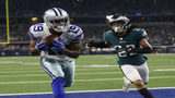 Cowboys WR Amari Cooper dominates Eagles in 29-23 OT victory