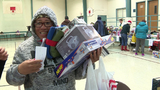 Local church donates Christmas gifts to hundreds of families