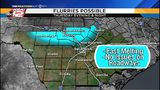 KSAT Weather: Very windy Thursday, flurries possible in Hill Country