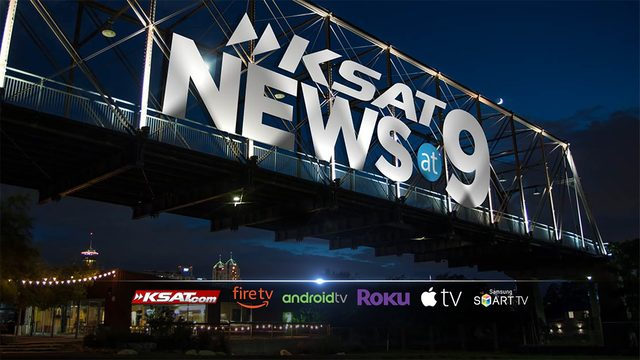 What is KSAT News at 9? Only one way to find out…