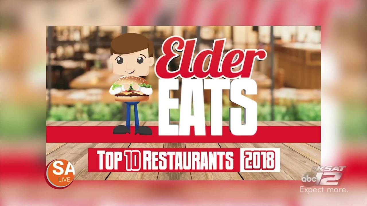 Elder Eats: Top 10 Best Restaurants in San Antonio 2018