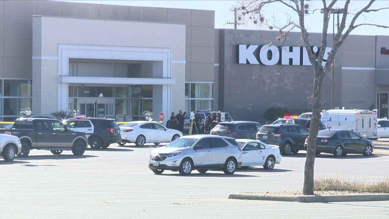 2dd1276ae5d Woman, 80, pinned under vehicle in front of Kohl's, SAPD says