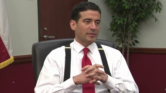 Judge: Nico LaHood's firm can't represent man he indicted as Bexar County DA
