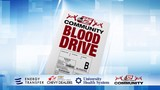 KSAT Community Blood Drive starts Jan. 28