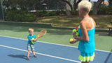 Tennis empowers individuals with Down syndrome