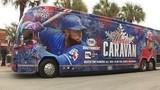 Texas Rangers Winter Caravan visits San Antonio