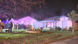 SAFD: Children left alone escape house fire while father went to pick up dinner