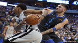 Spurs rally from 19 down to beat Mavs on road