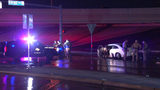 Police: Man driving stolen car leads DPS troopers on chase, crashes into sedan