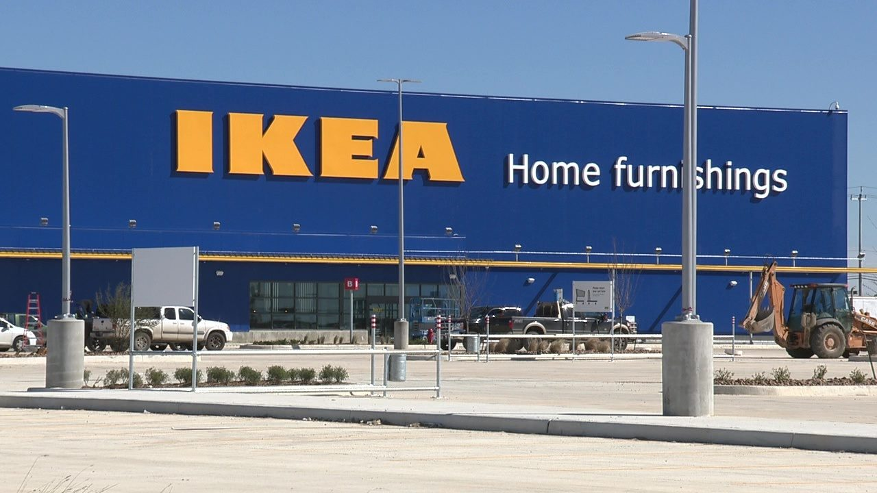 ikea live oak opens feb 13 expected to boost local economy. Black Bedroom Furniture Sets. Home Design Ideas