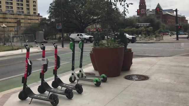 SAFD responds to 173 scooter-related accidents since September