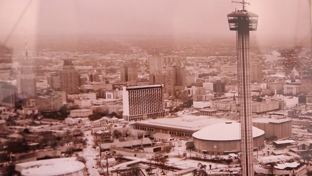 Throwback Thursday: Why Tower of the Americas almost didn't stand beyond…