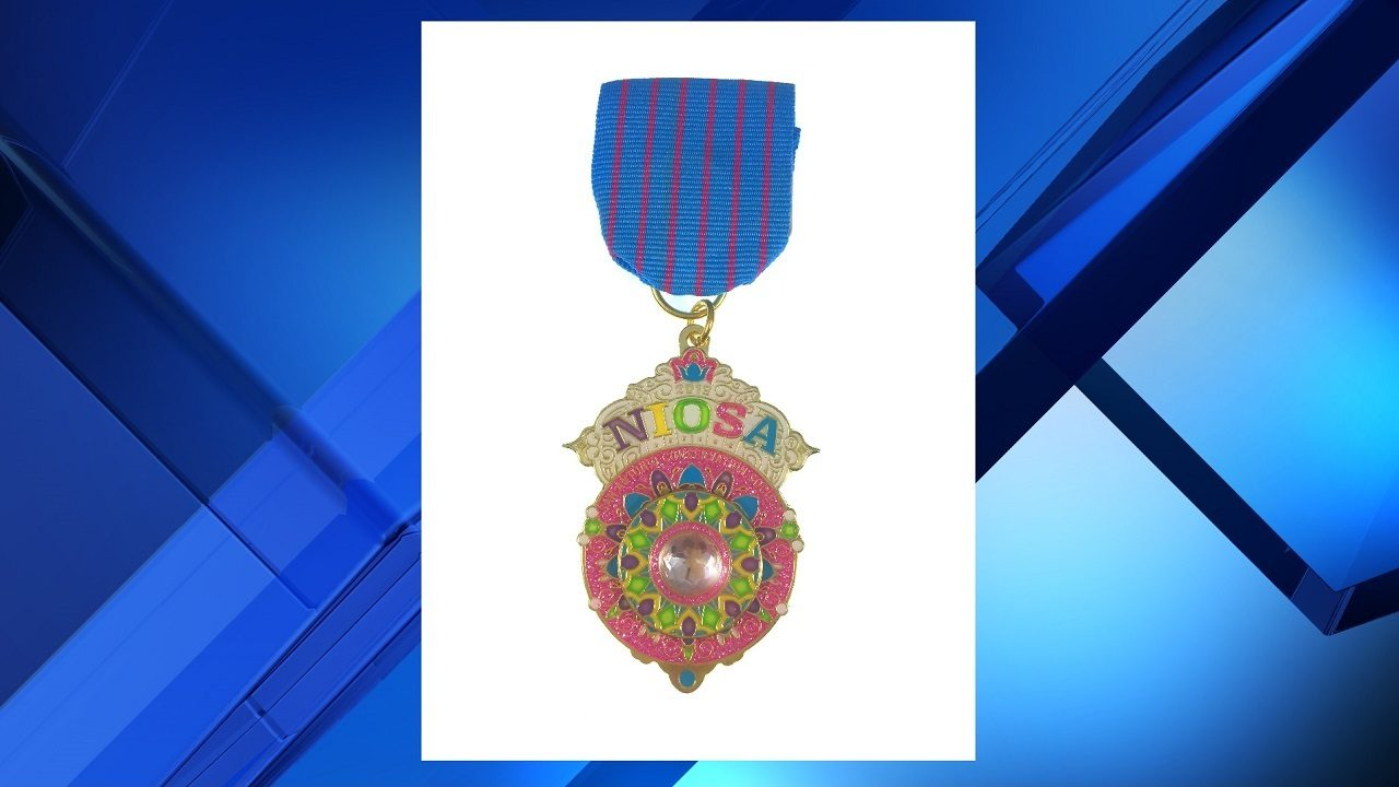 2019 Niosa Medal Unveiled For Sale Starting Wednesday