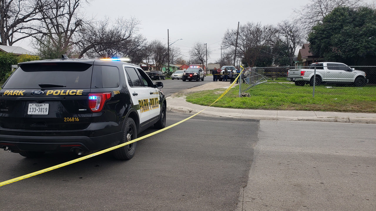 Sapd Man Dies After Truck Jumps Curb Hits Him In Front Of