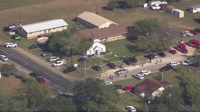 LIVE: 18 months after shooting, Sutherland Springs church to unveil new&hellip&#x3b;