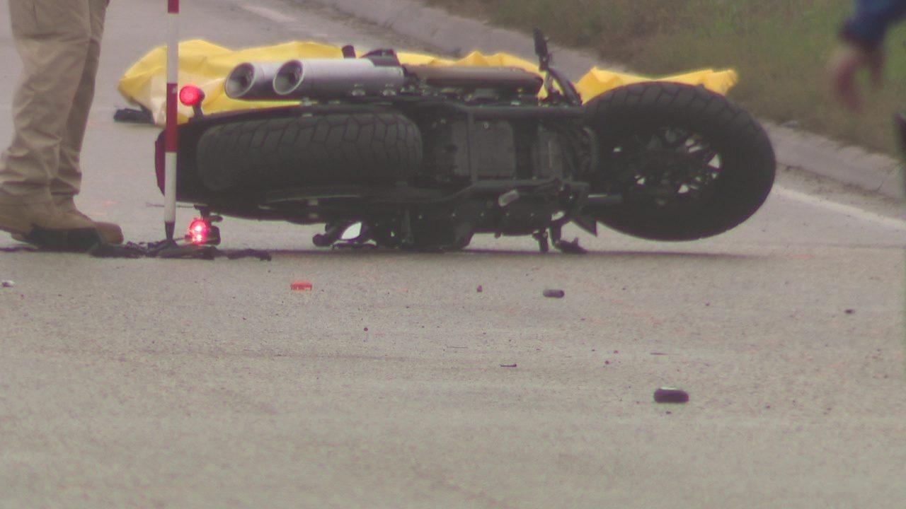 Motorcyclist killed after sliding under 18-wheeler identified