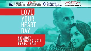 KSAT Community Love Your Heart Day