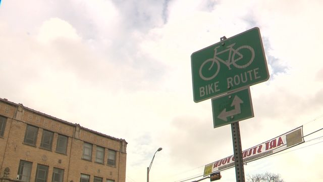 Funding approved for alternate bicycle lane route on lower Broadway corridor