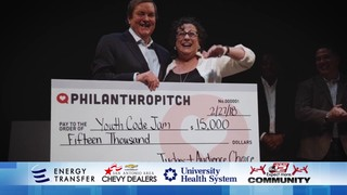 KSAT Community nonprofit spotlight feature: Philanthropitch San Antonio