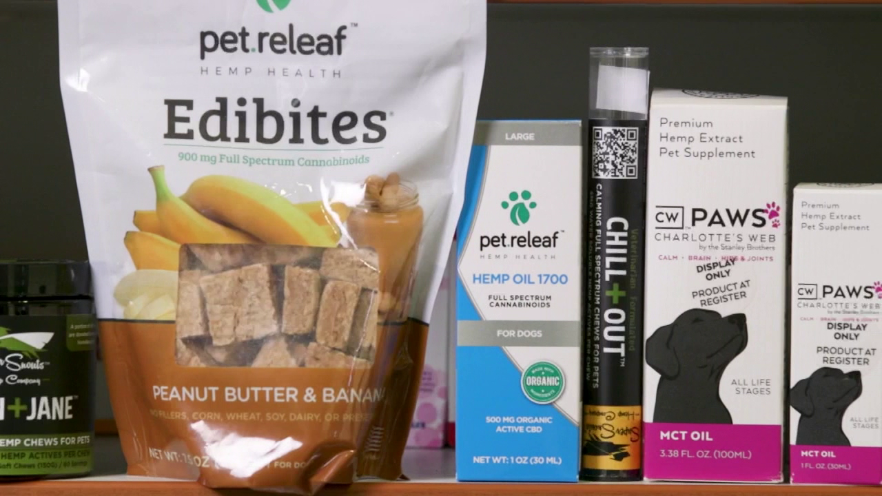 Pet owners turn to CBD for ailments - KSAT 12 - CBD News