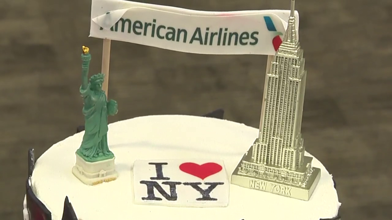 American Airlines Launches New Nonstop Flight From Sa To