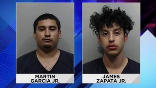 Two men arrested in connection with slaying of San Marcos man