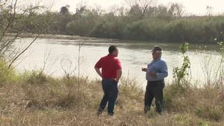 'Let's do it': Border landowner supports US-Mexico wall