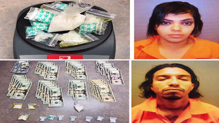 Uvalde County deputies arrest 2 people, seize meth, scales, packaging&hellip&#x3b;
