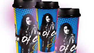 Stripes pays homage to 'Queen of Cumbia' with limited edition Selena cups