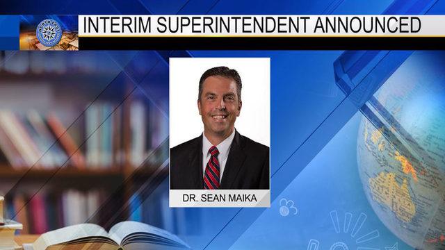 NEISD names lone superintendent finalist