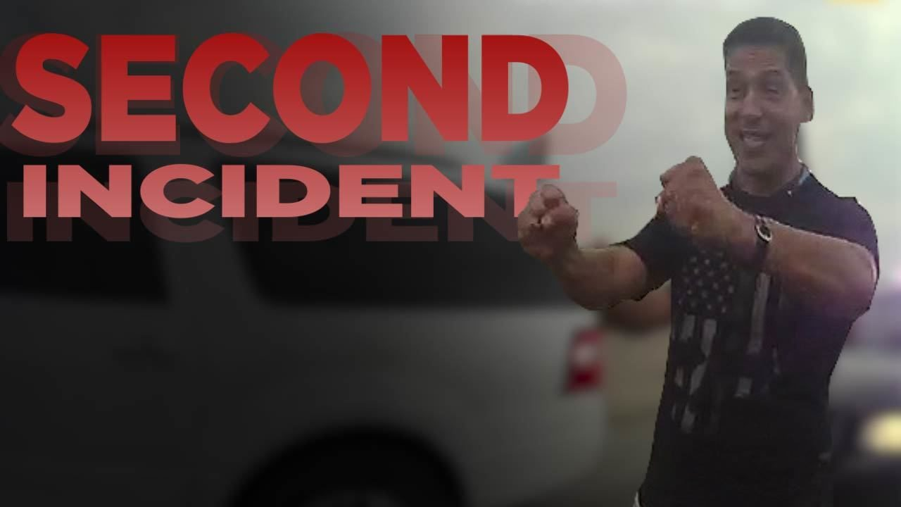 SAPD officer in off-duty shootout involved in 2nd road rage