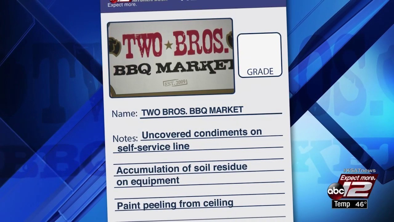 Pure And Sheer Anger From Two Bros Bbq Owner After