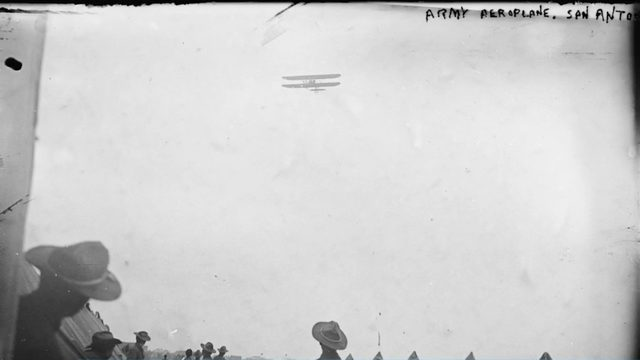 Throwback Thursday: First US military flight took place in San Antonio (PICS)