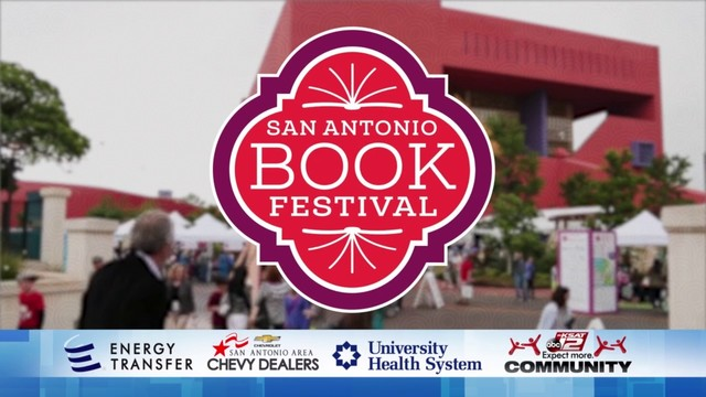 San Antonio Book Festival draws in more than 100 authors for 2019 lineup