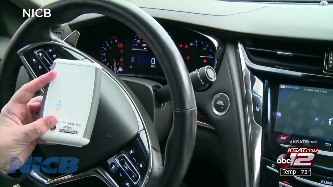 SAPD: Car thieves using technology to hack key fobs, steal