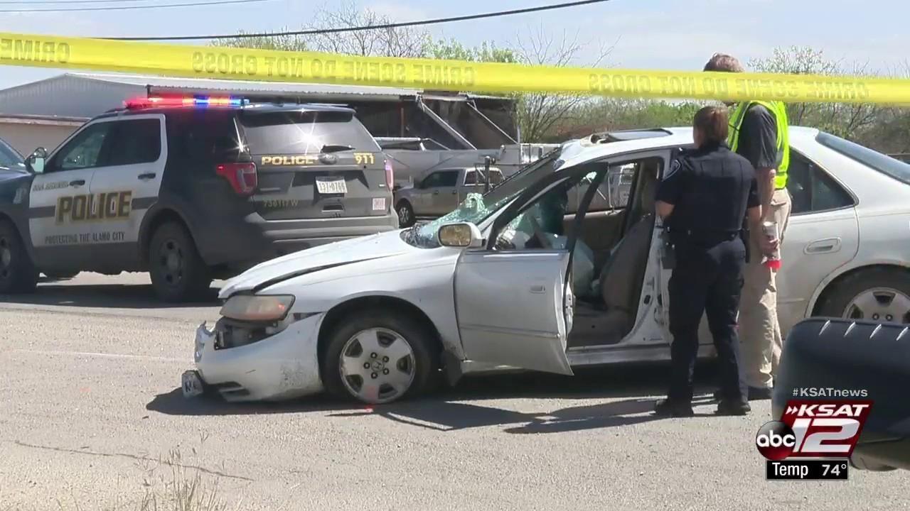 Woman who police say hit, killed man walking on sidewalk ID'd