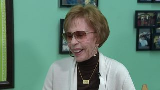 Comic legend Carol Burnett returns to her San Antonio roots