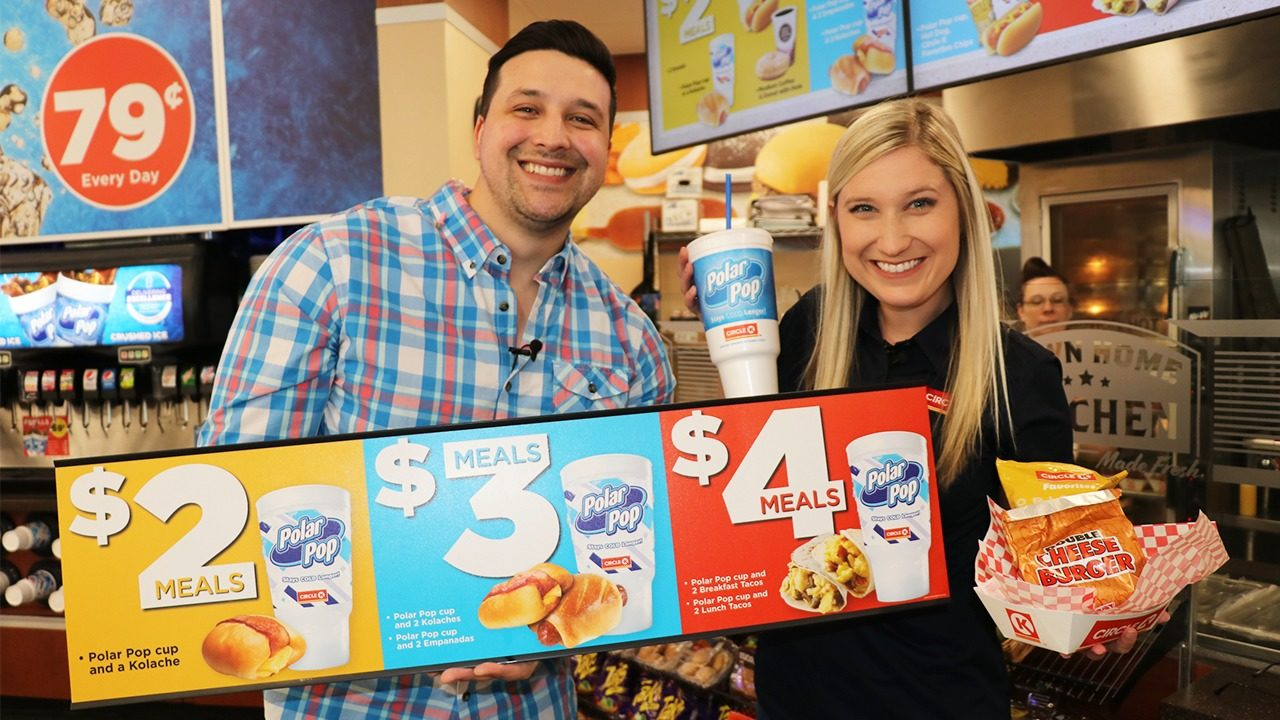 Slideshow: Meal deals for $2, $3, $4 at Circle K