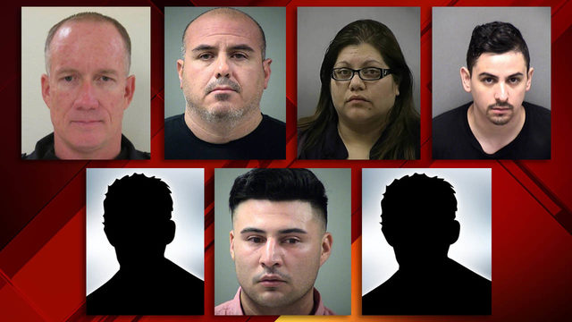 Sheriff's Office announces firing of 7 employees in span of one week